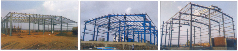 Structure View, Pre Engineered Buildings Frames Sheds